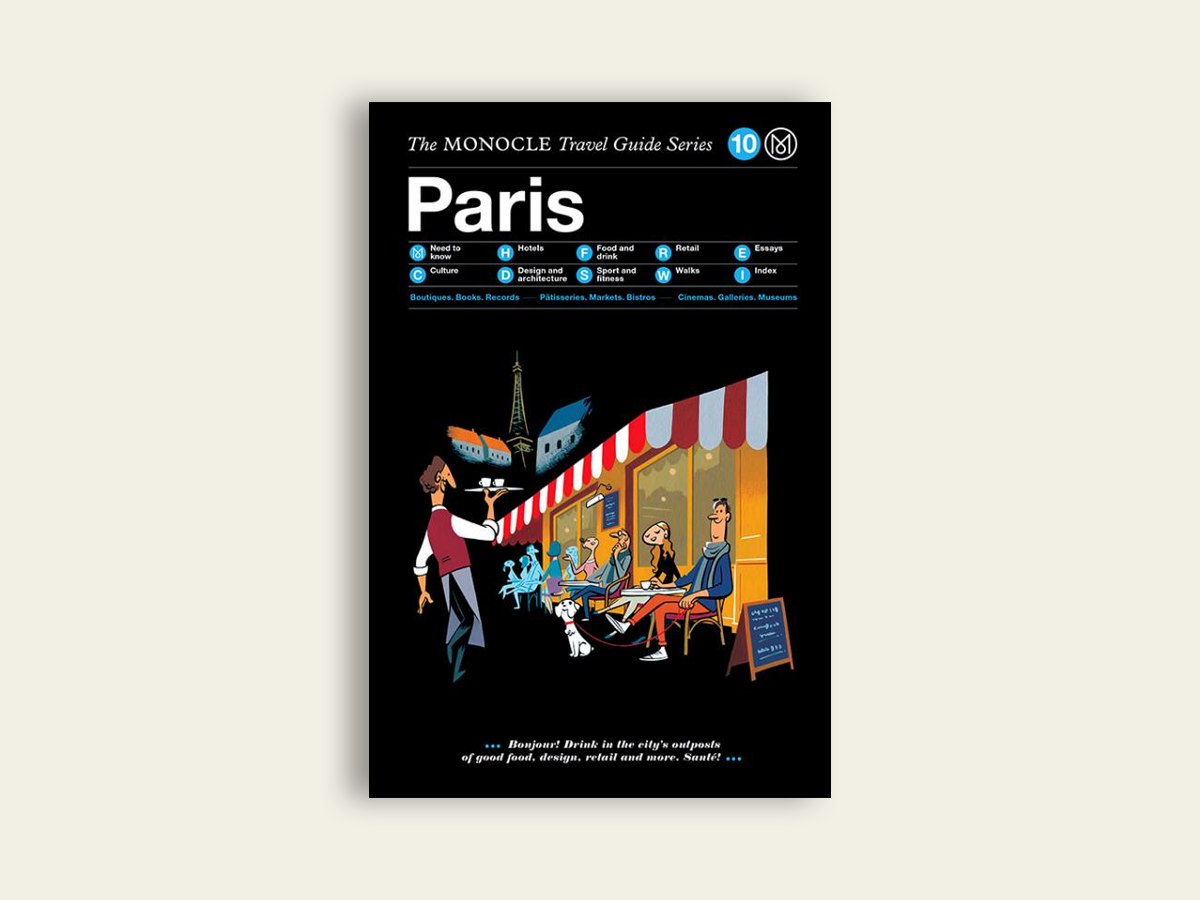 Monocle Travel Guide, Paris