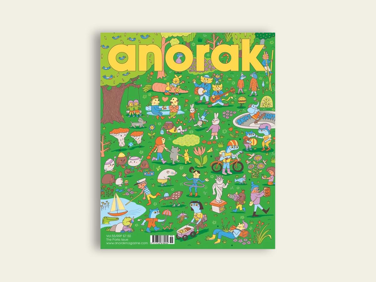 Anorak #55: Parks