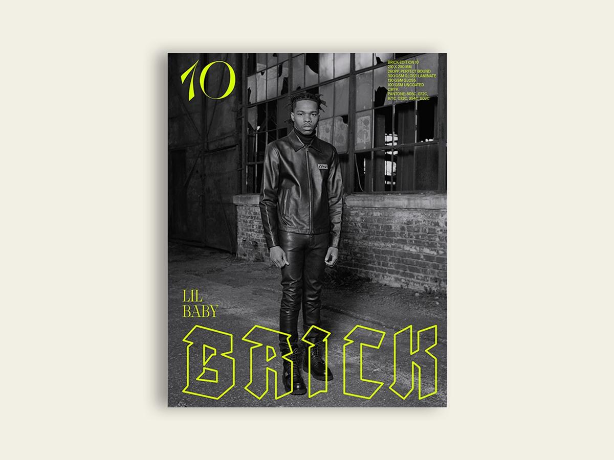 Brick #10