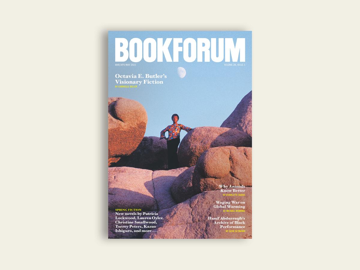 Bookforum #111: Mar/Apr/May'21
