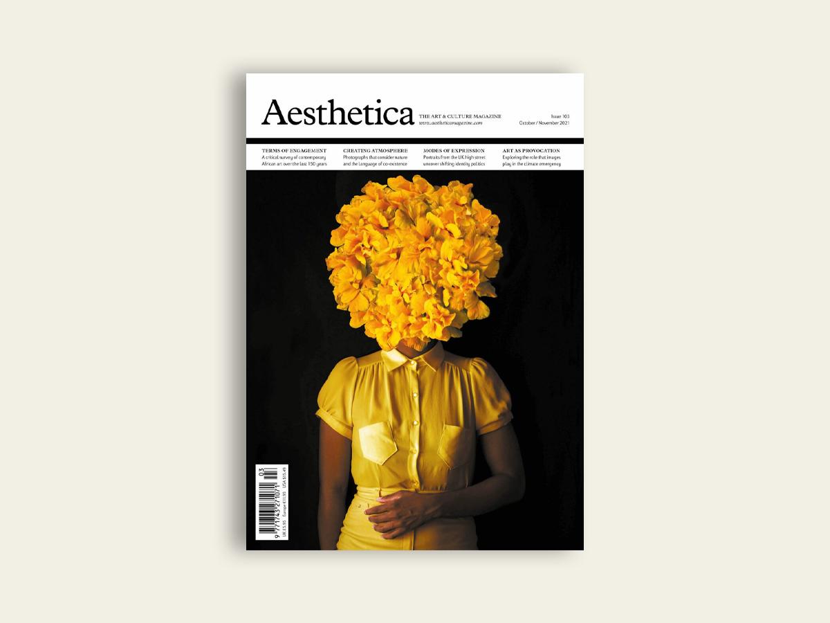 Aesthetica #103: October/November'21