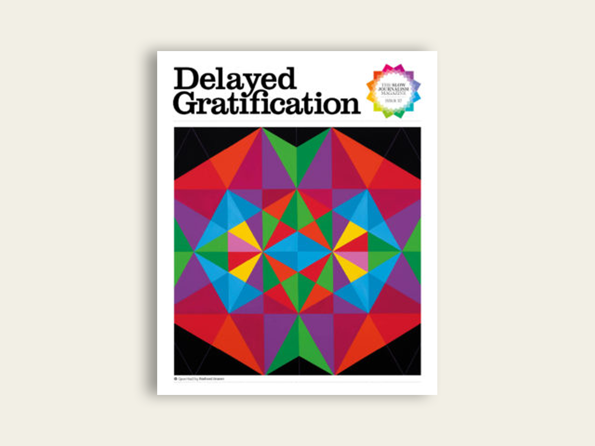 Delayed Gratifaction #37