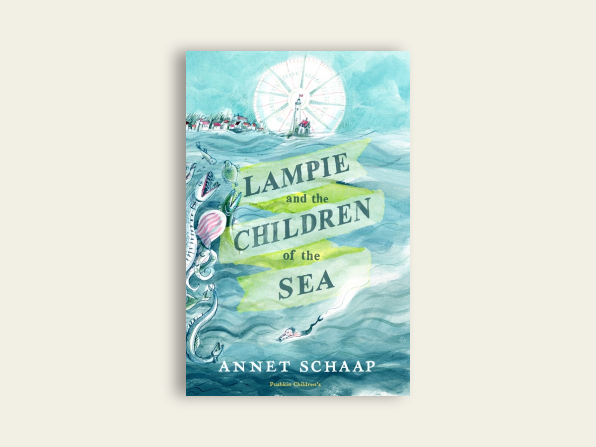 Lampie and the Children of the Sea by Annet Schaap