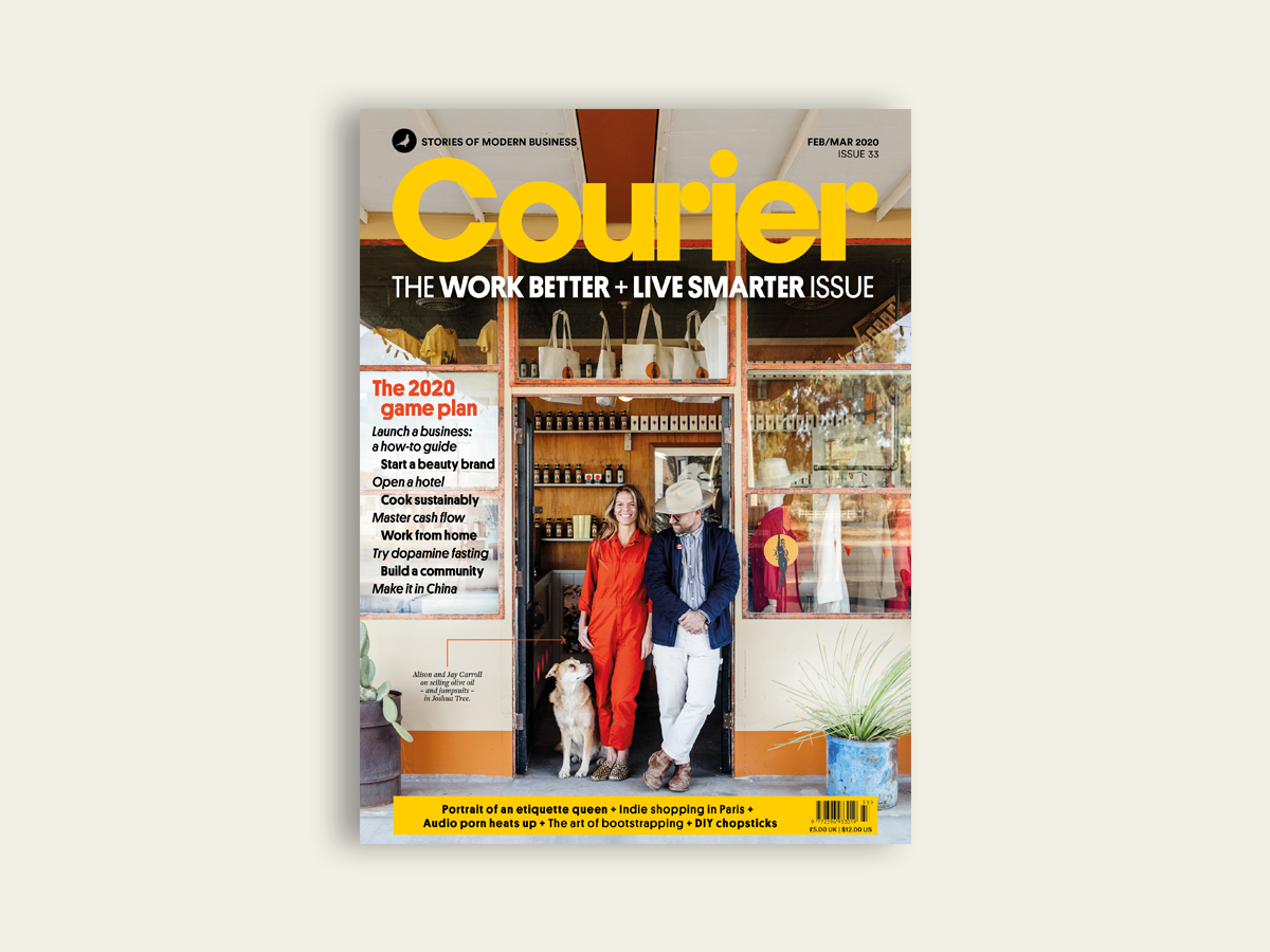 Courier #33