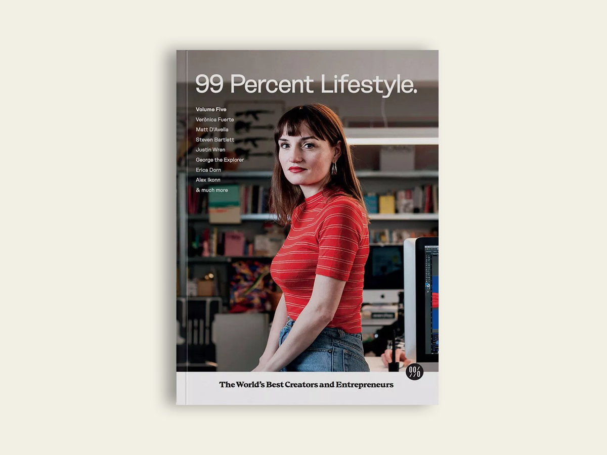 99 Percent Lifestyle #5