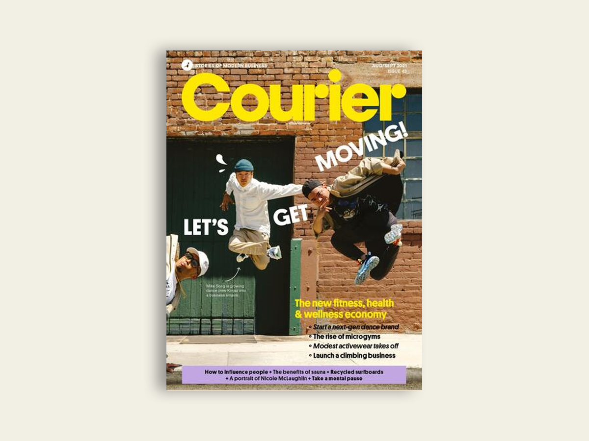 Courier #42: Health & Wellbeing