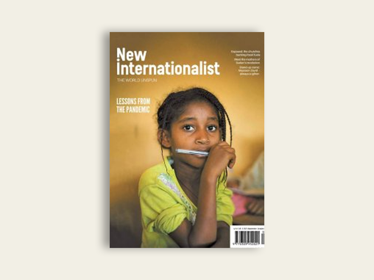 New Internationalist #527