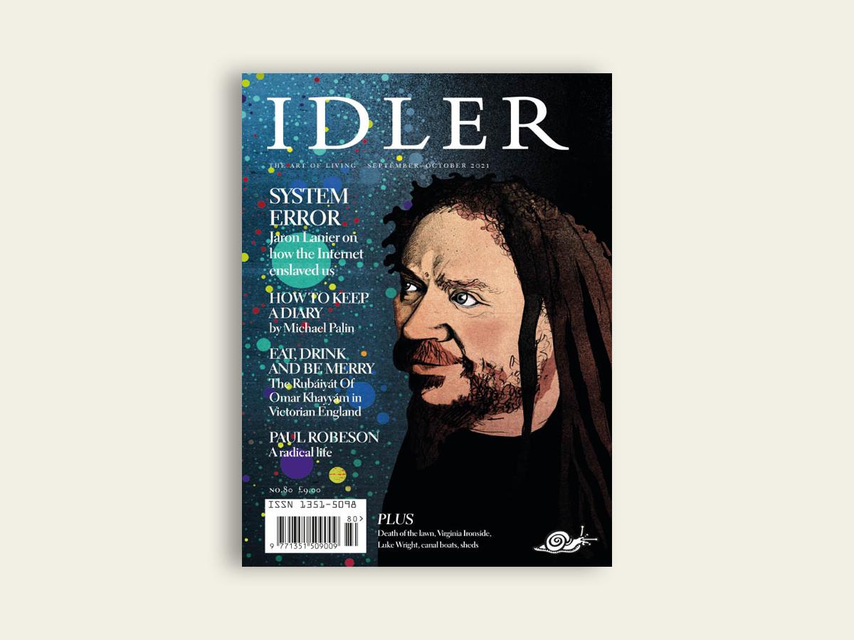 The Idler #80: Sep/Oct 2021