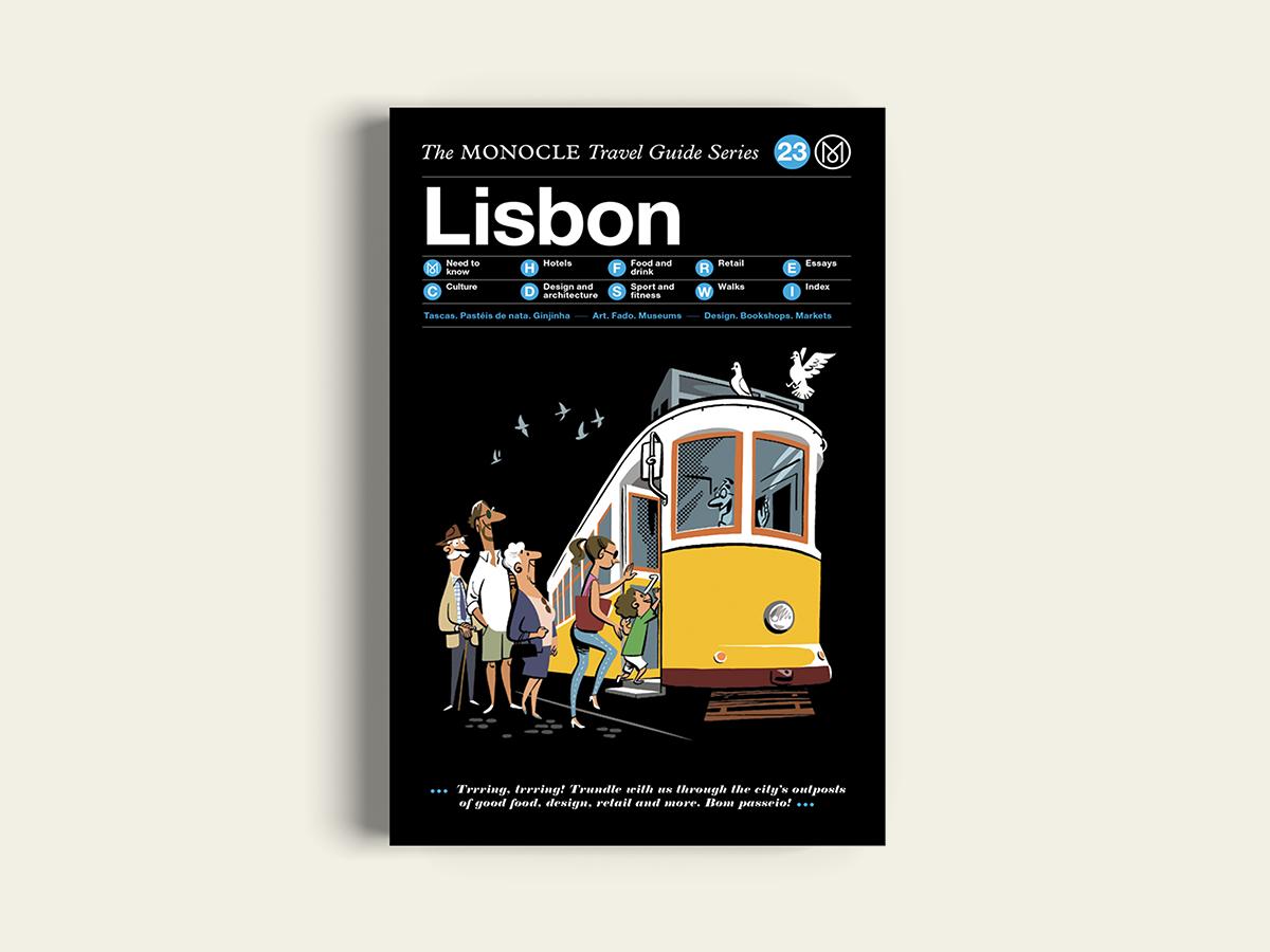 Monocle Travel Guide, Lisbon