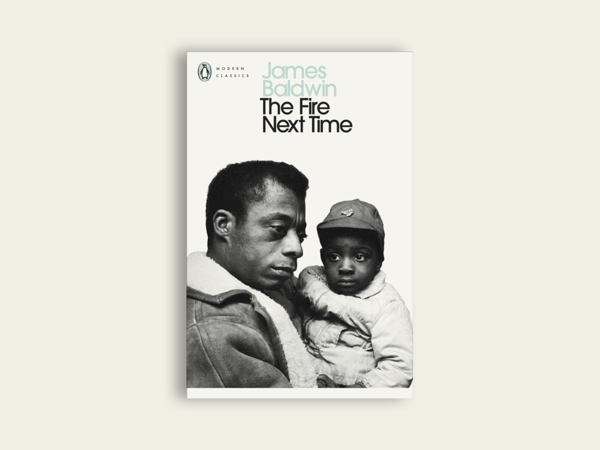 The Fire Next Time, James Baldwin