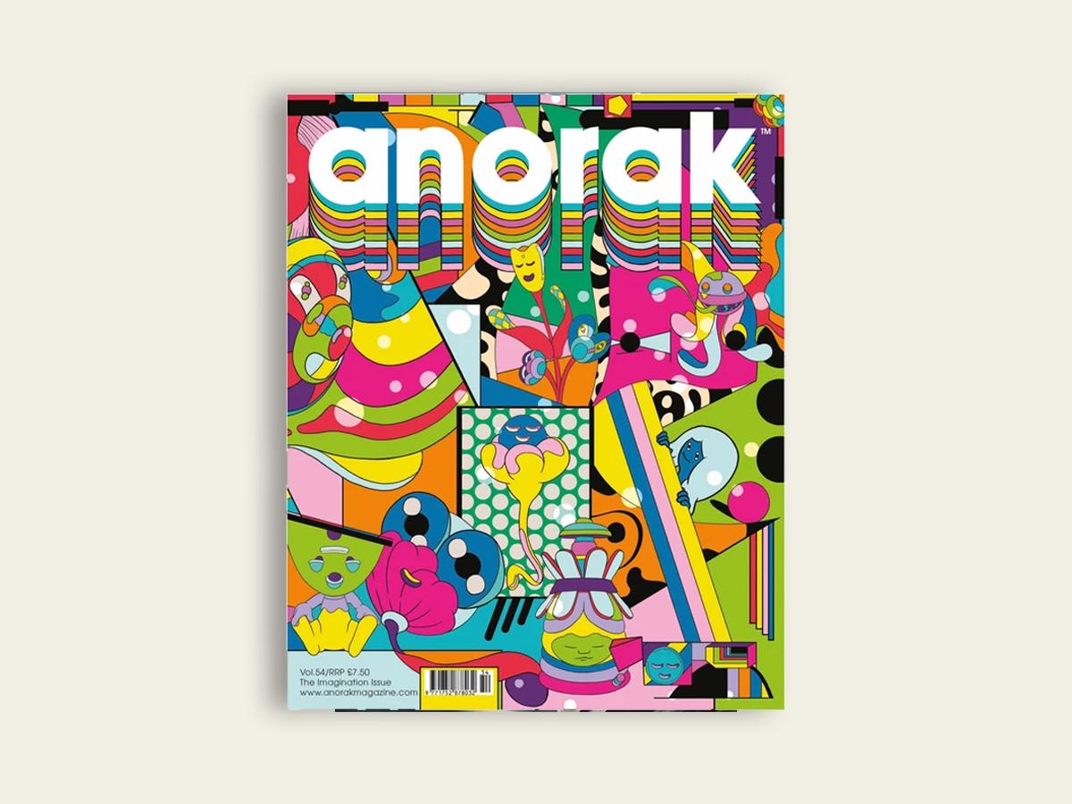 Anorak #54: Imagination