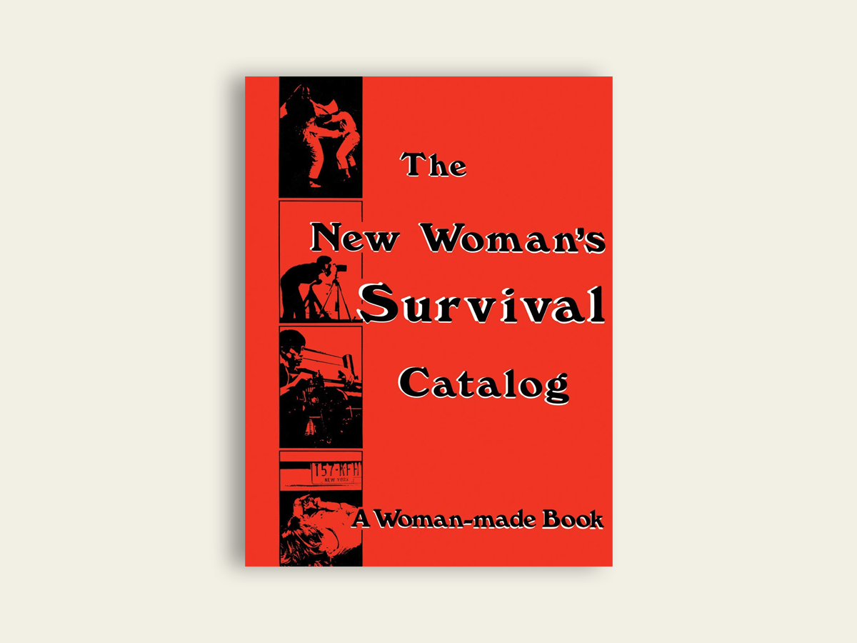 New Woman's Survival Catalog