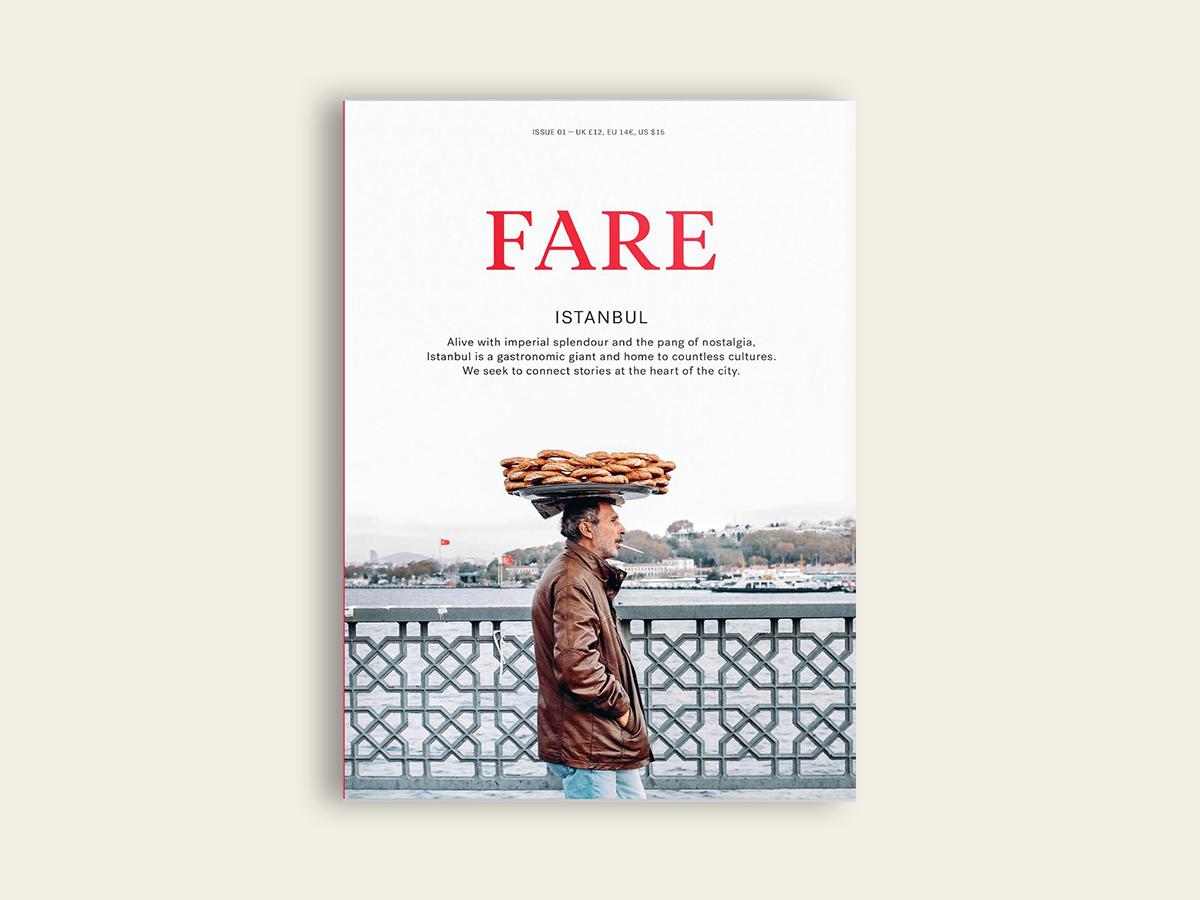 Fare #1, Istanbul