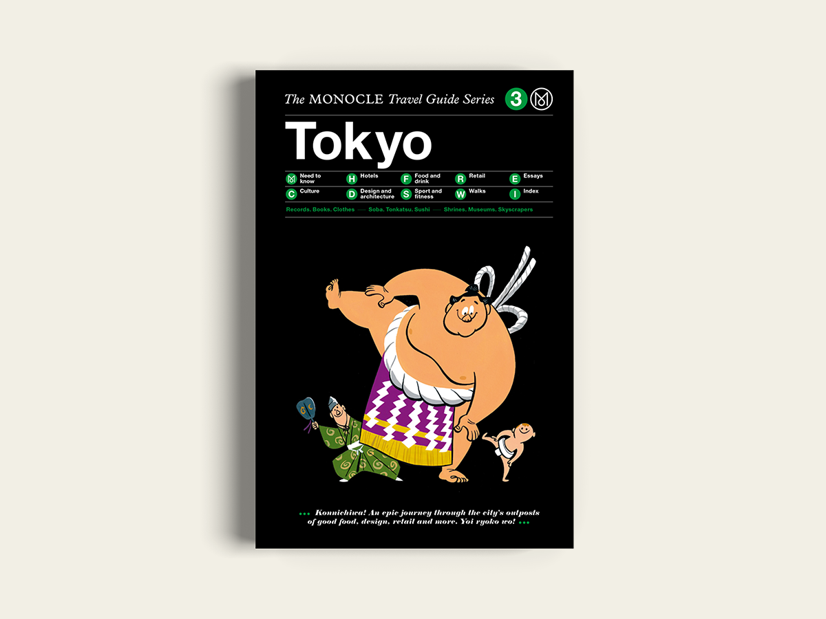 Monocle Travel Guide, Tokyo