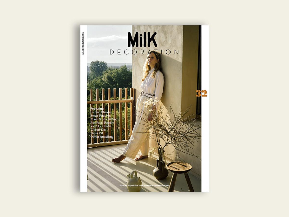 Milk Decoration #32