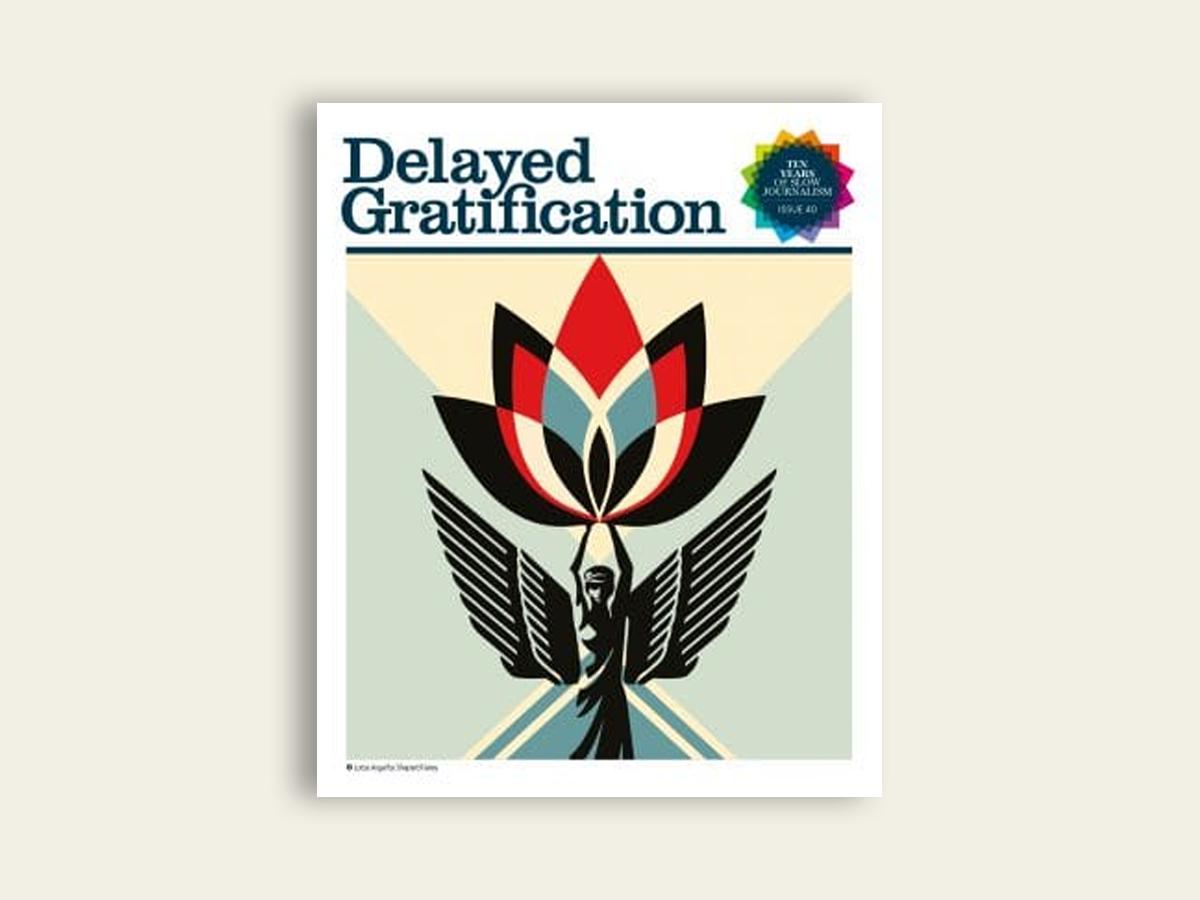Delayed Gratification #40