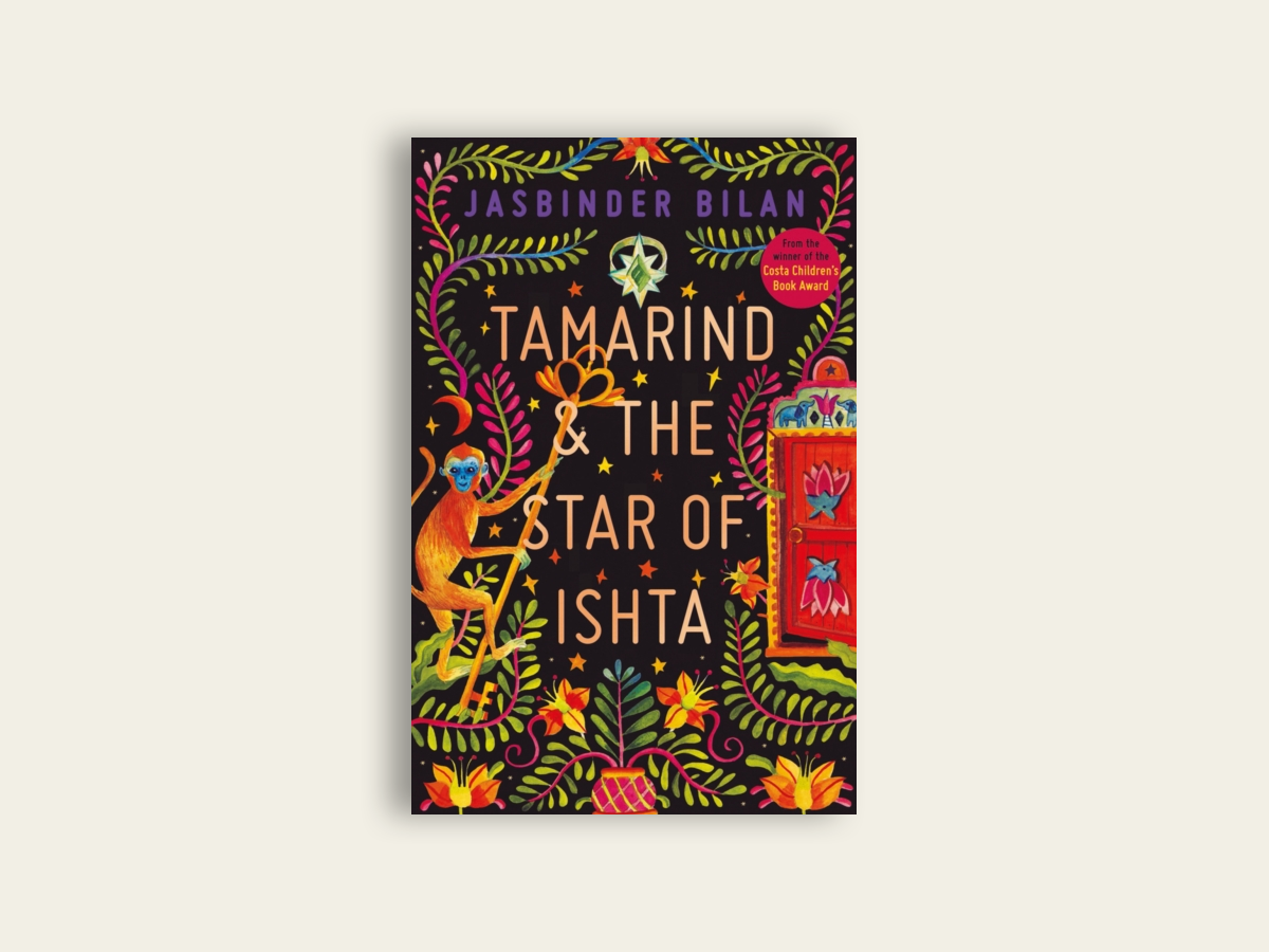 Tamarind & the Star of Ishta by Jasbinder Bilan