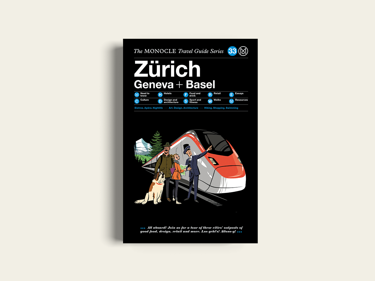 Monocle Travel Guide, Zurich