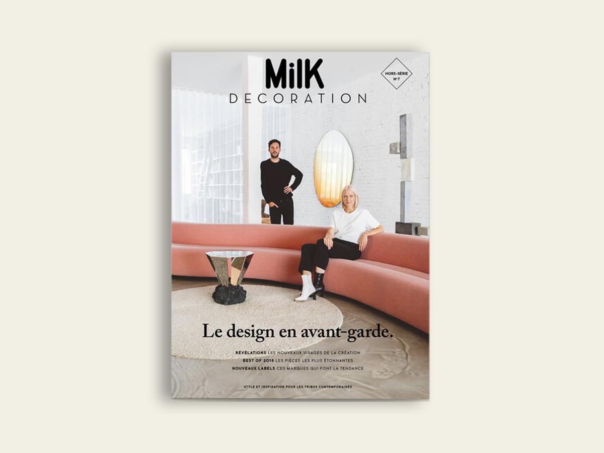 Milk Decoration Hors Serie #7