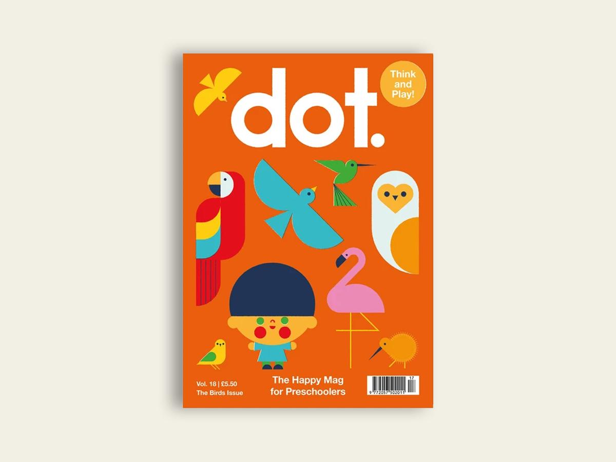 Dot #18: Birds