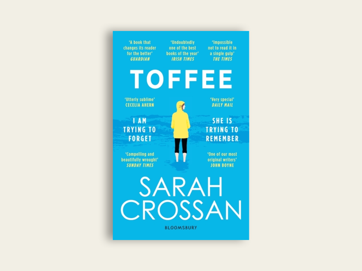 Toffee, Sarah Crossan