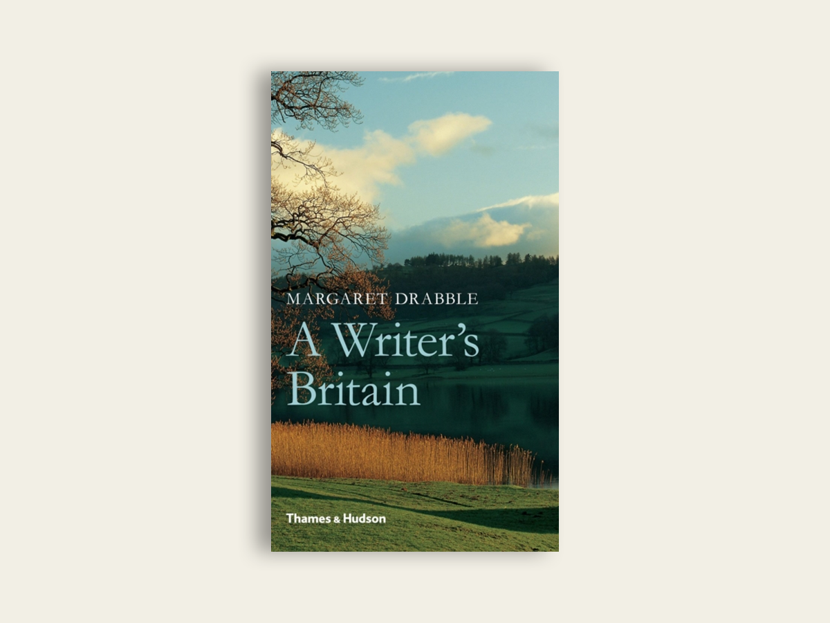 A Writer's Britain, Margaret Drabble