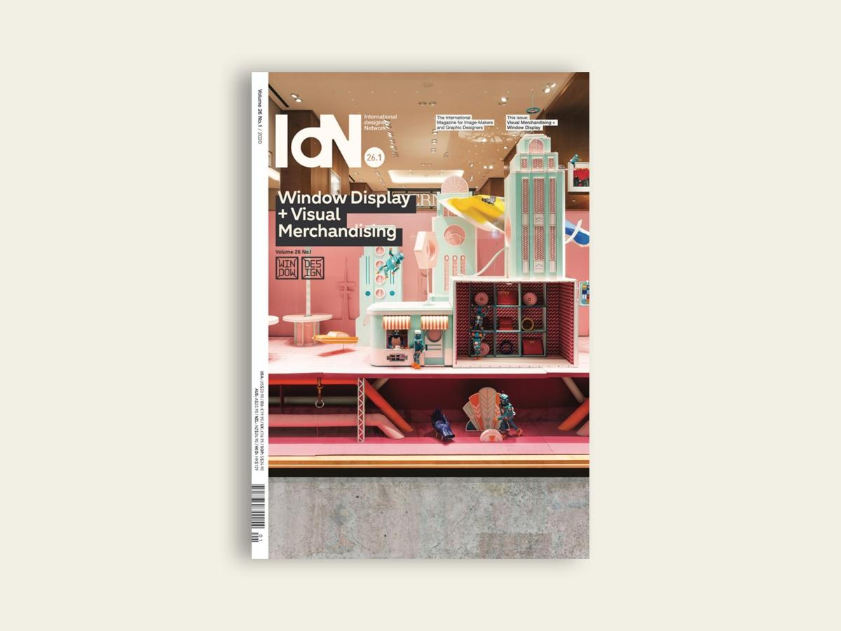 IdN #26/1: Window & Visual Merchandising