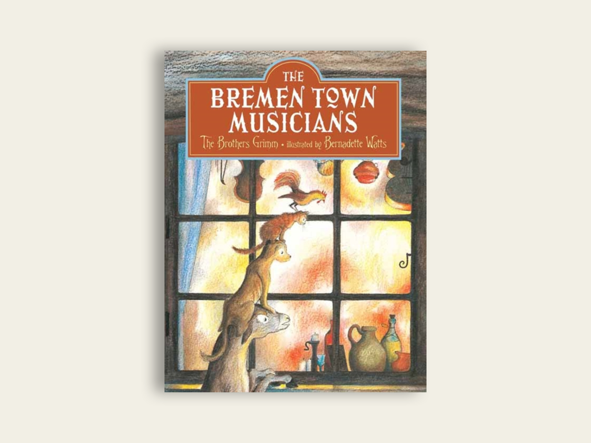 The Bremen Town Musicians, The Brothers Grimm