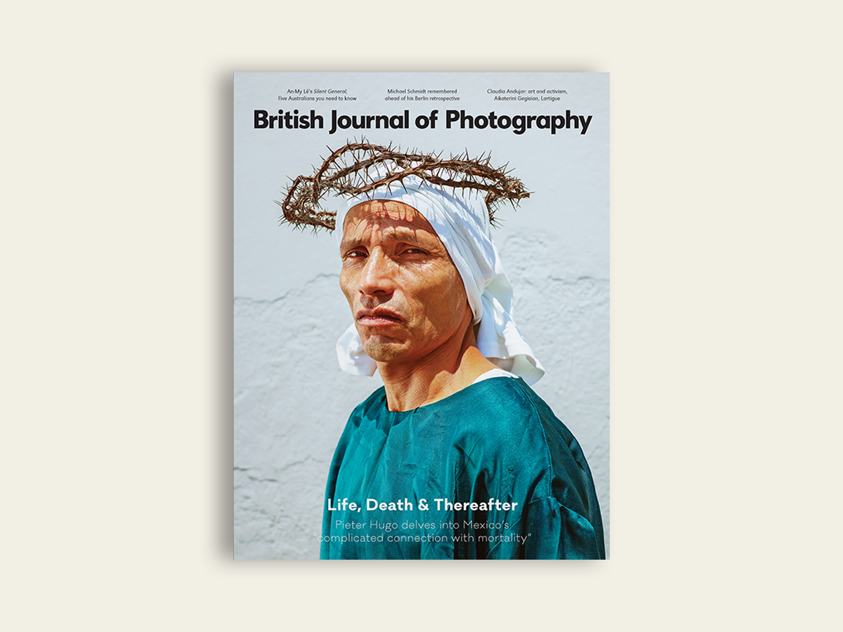 British Journal of Photography, April 2020