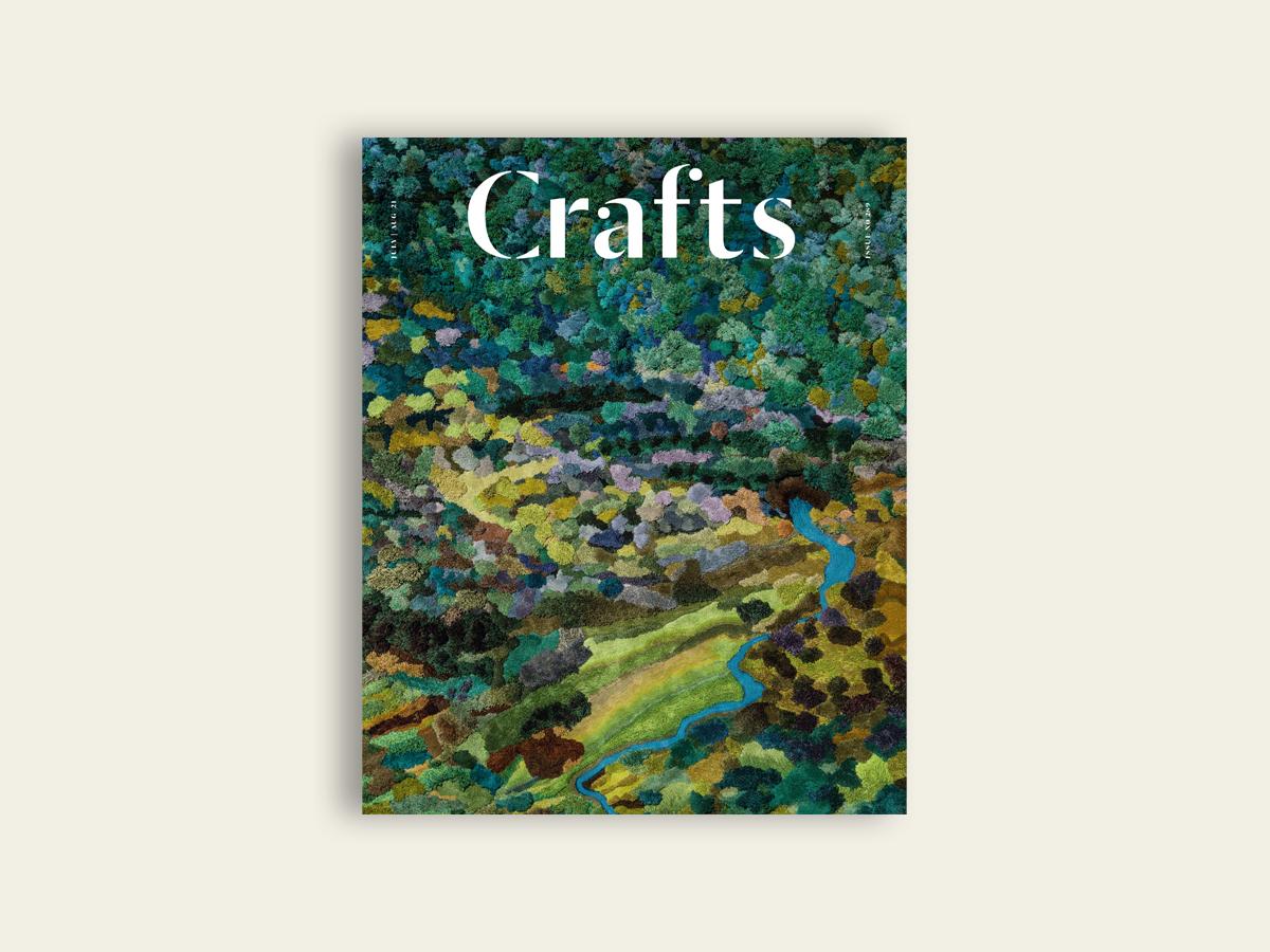 Crafts #289: Jul/Aug 2021