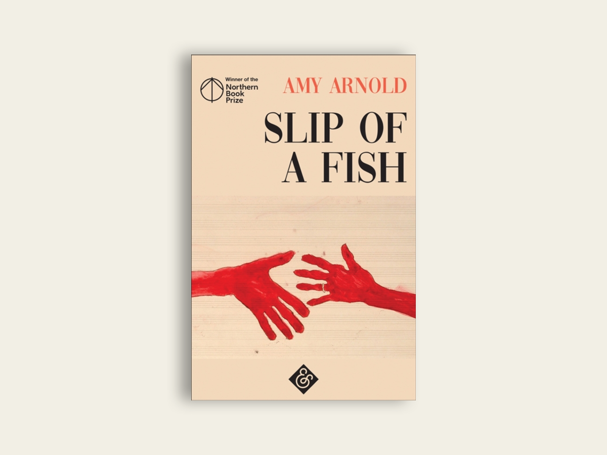 Slip of a Fish, Amy Arnold