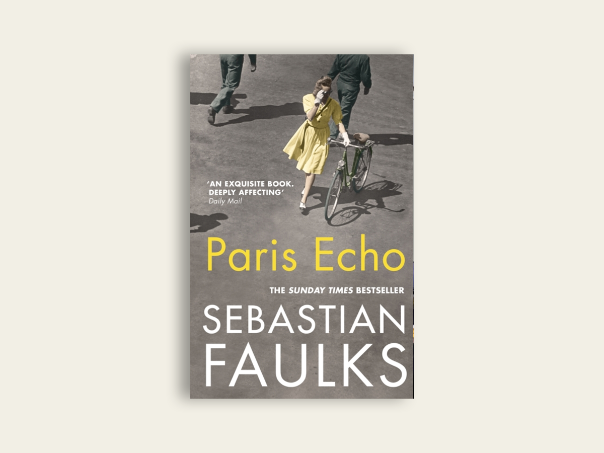 Paris Echo, Sebastian Faulks