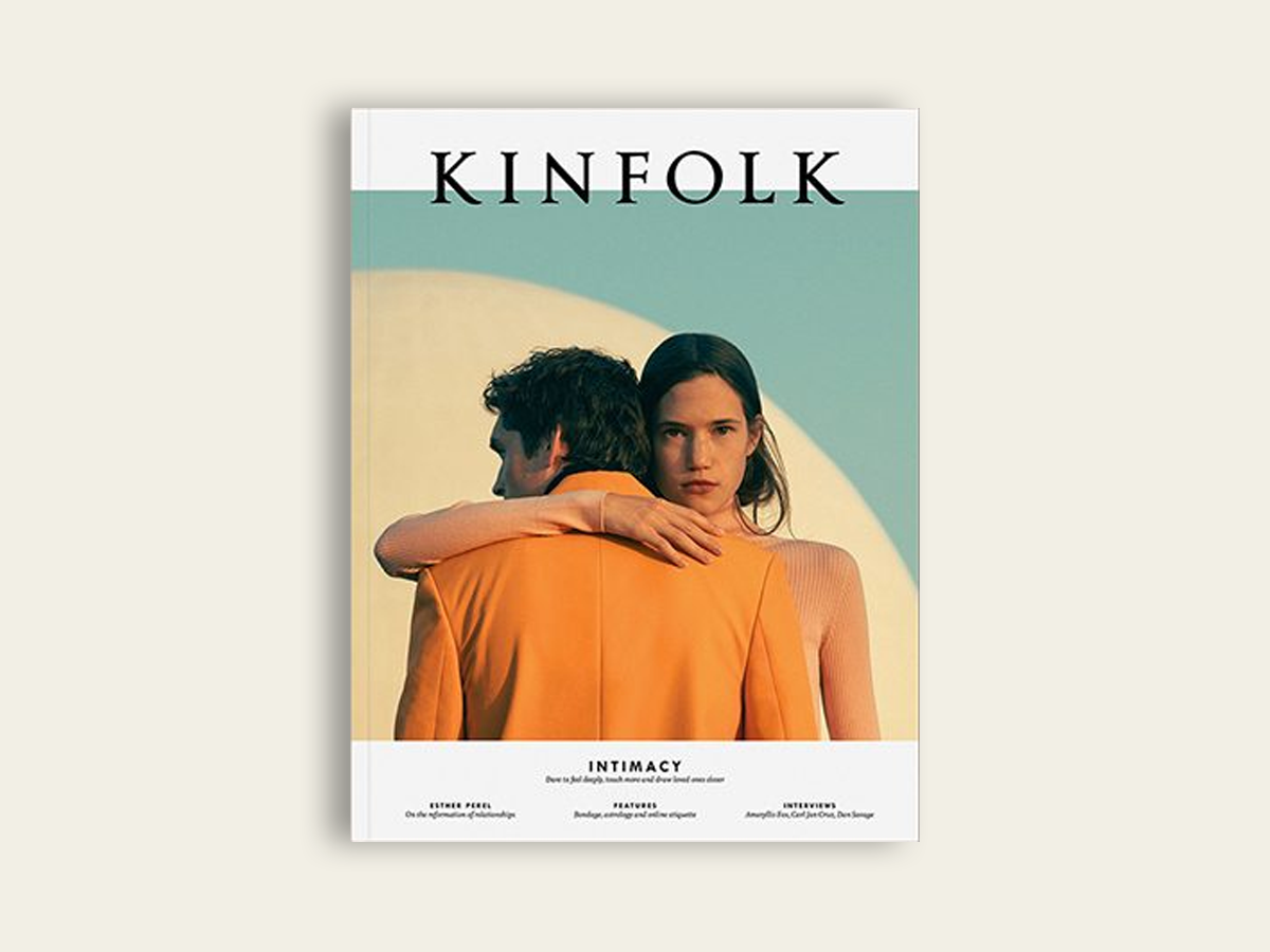 Kinfolk #34: Intimacy
