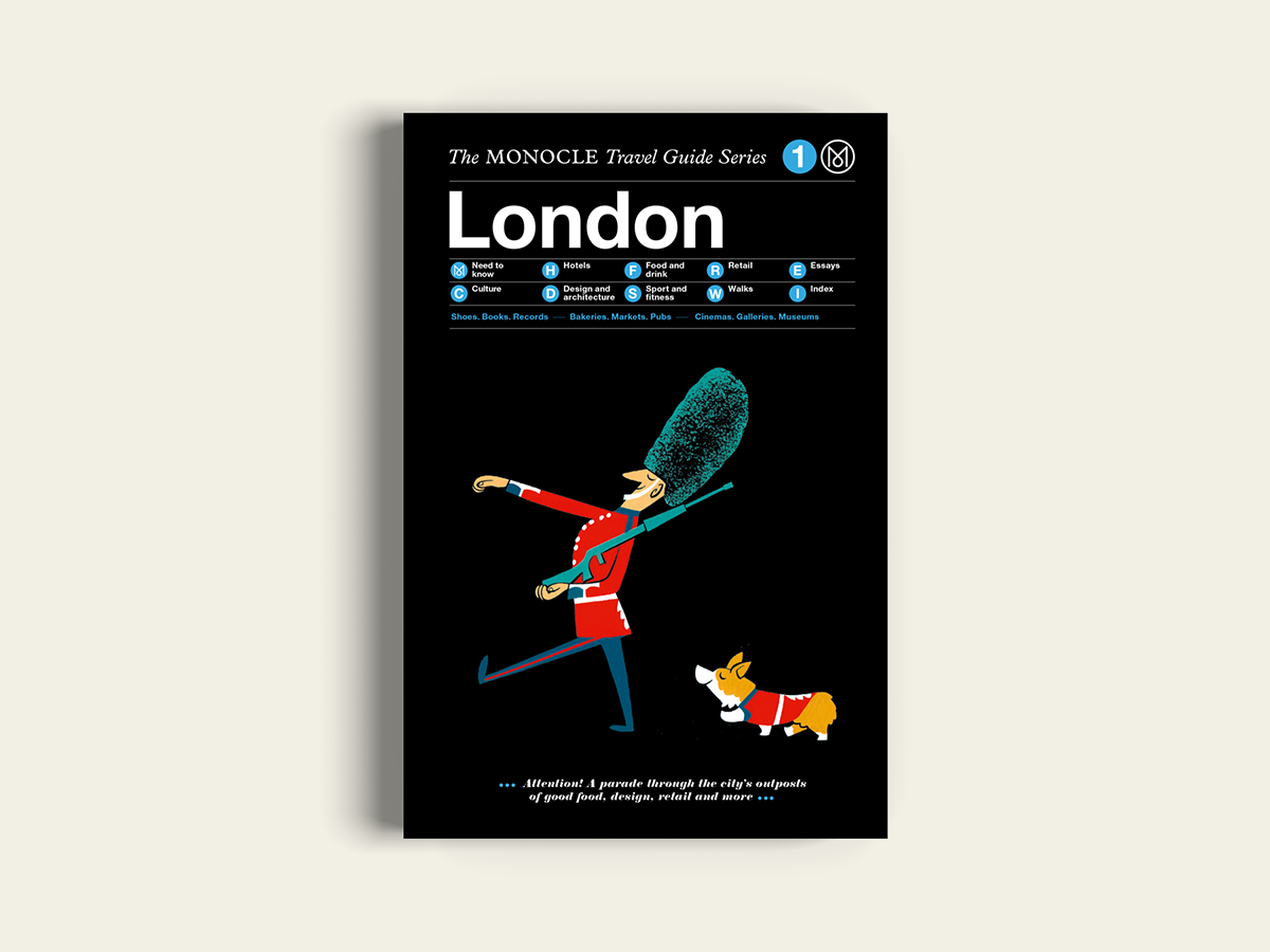 Monocle Travel Guide, London