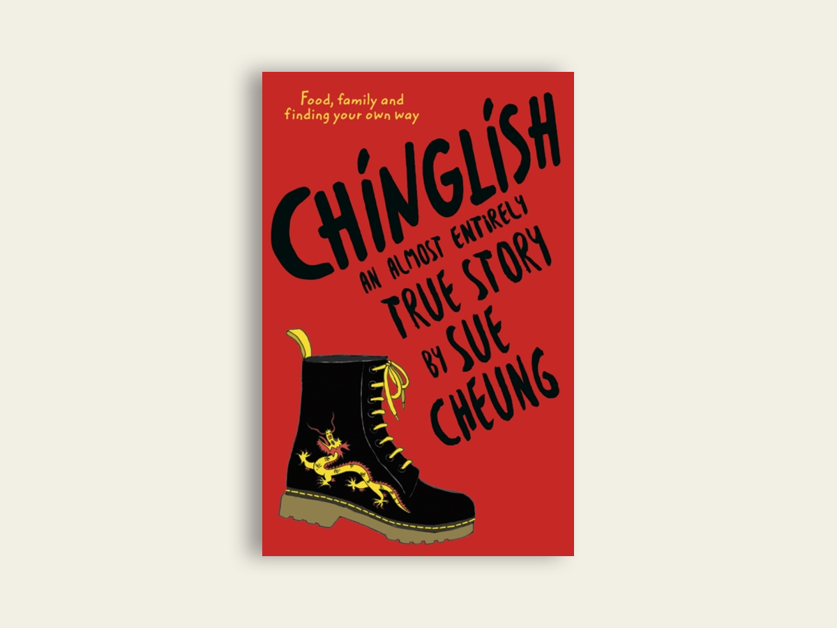 Chinglish, Chinglish by Sue Cheung Sue Cheung