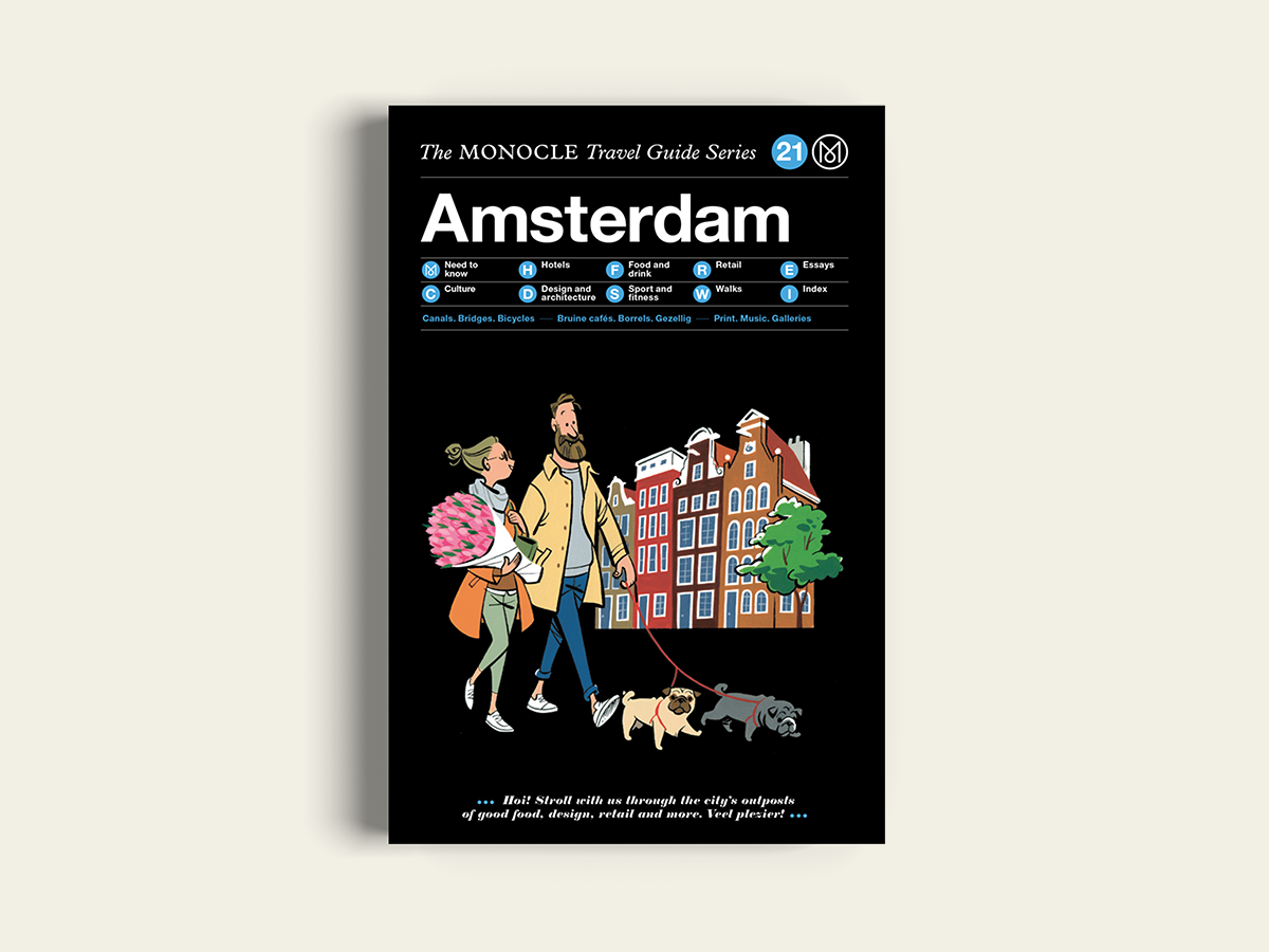 Monocle Travel Guide, Amsterdam