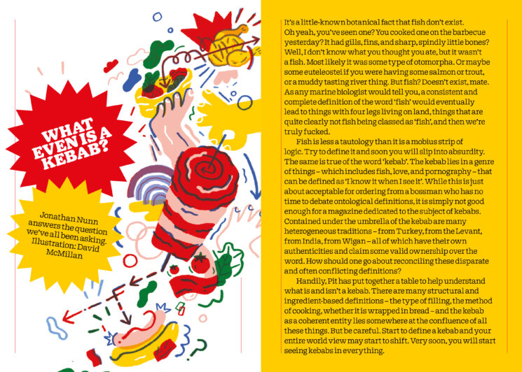 Pit #10: Kebab Issue