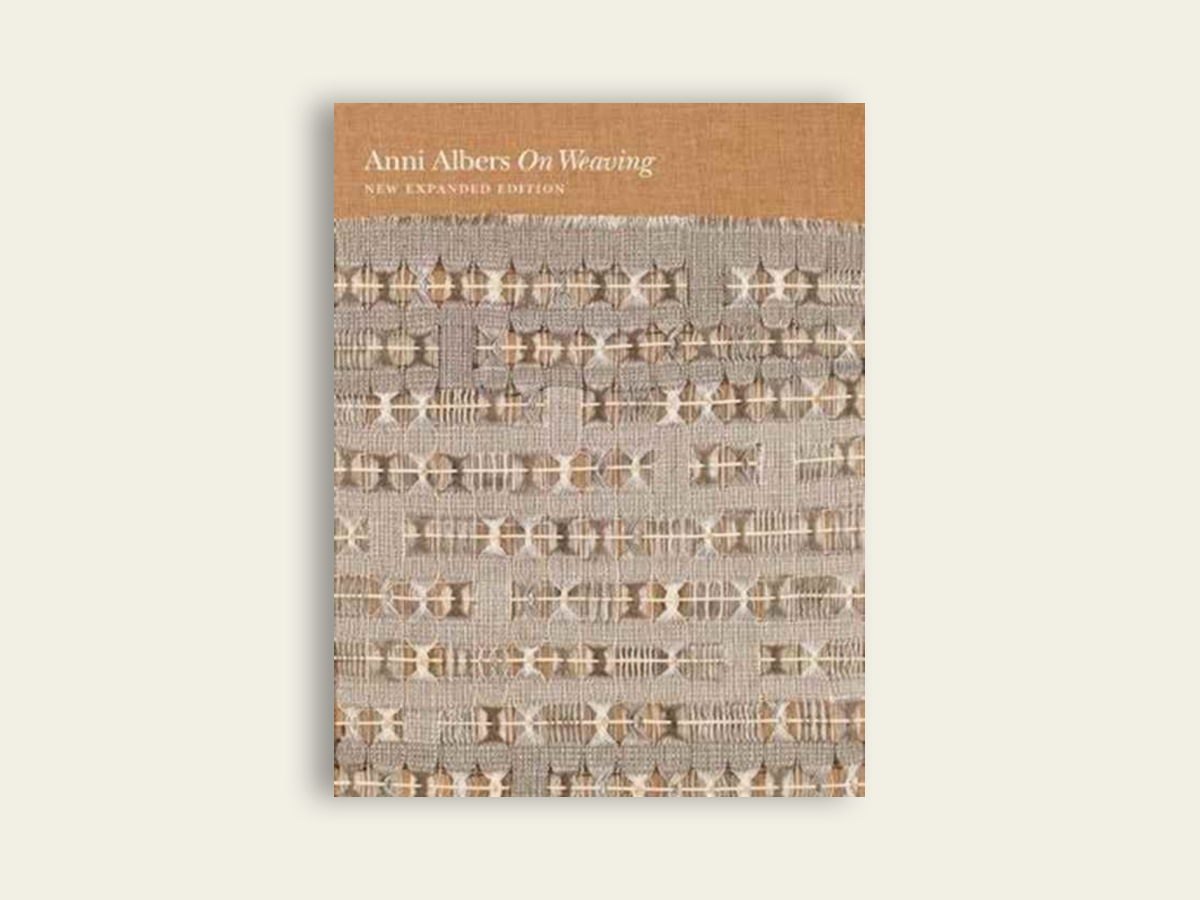 On Weaving, Anni Albers