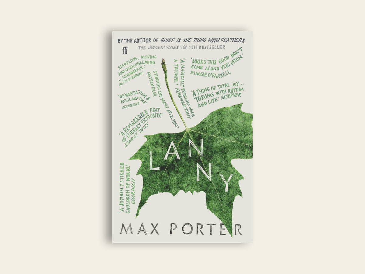 Lanny, Max Porter