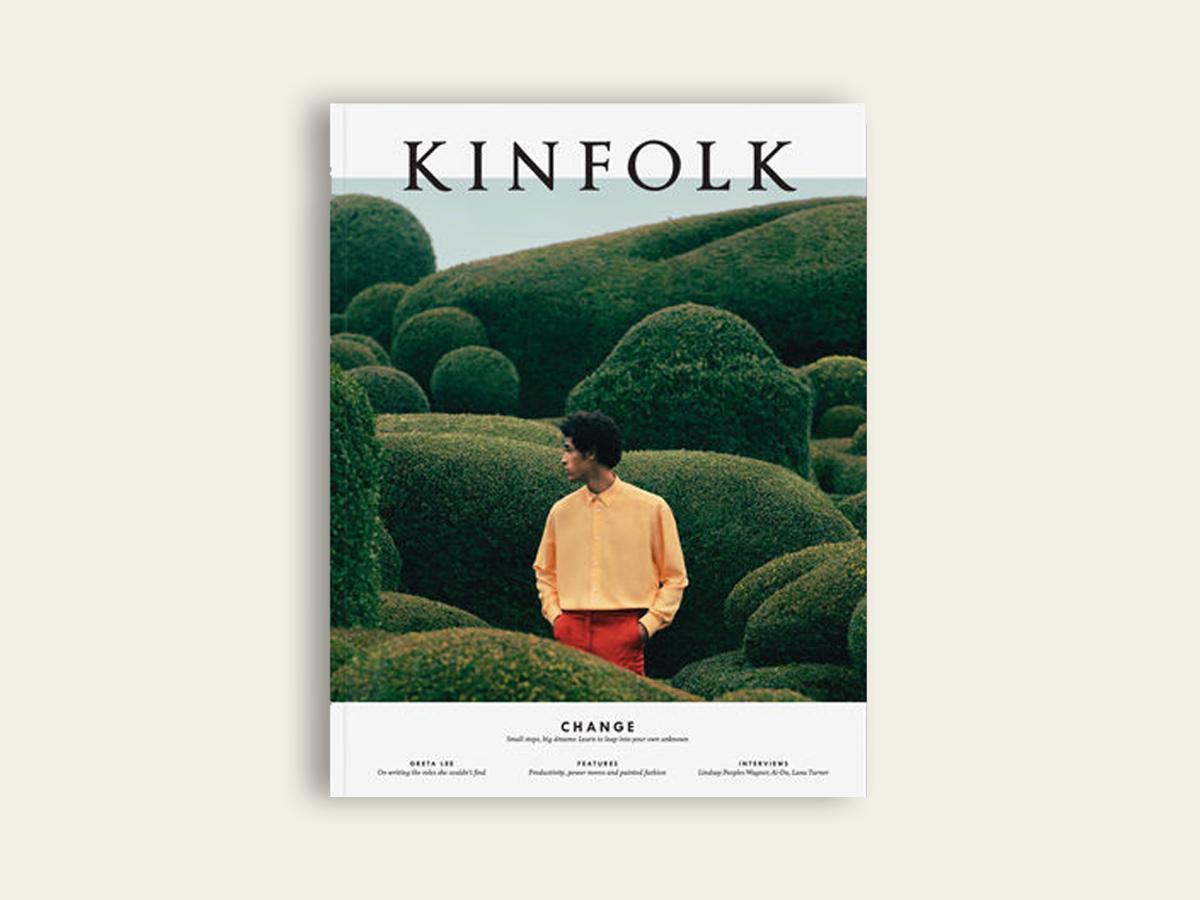 Kinfolk #35: Change