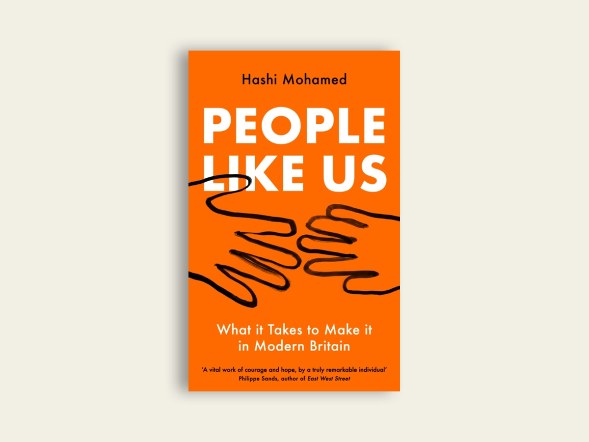 People Like Us, Hashi Mohamed