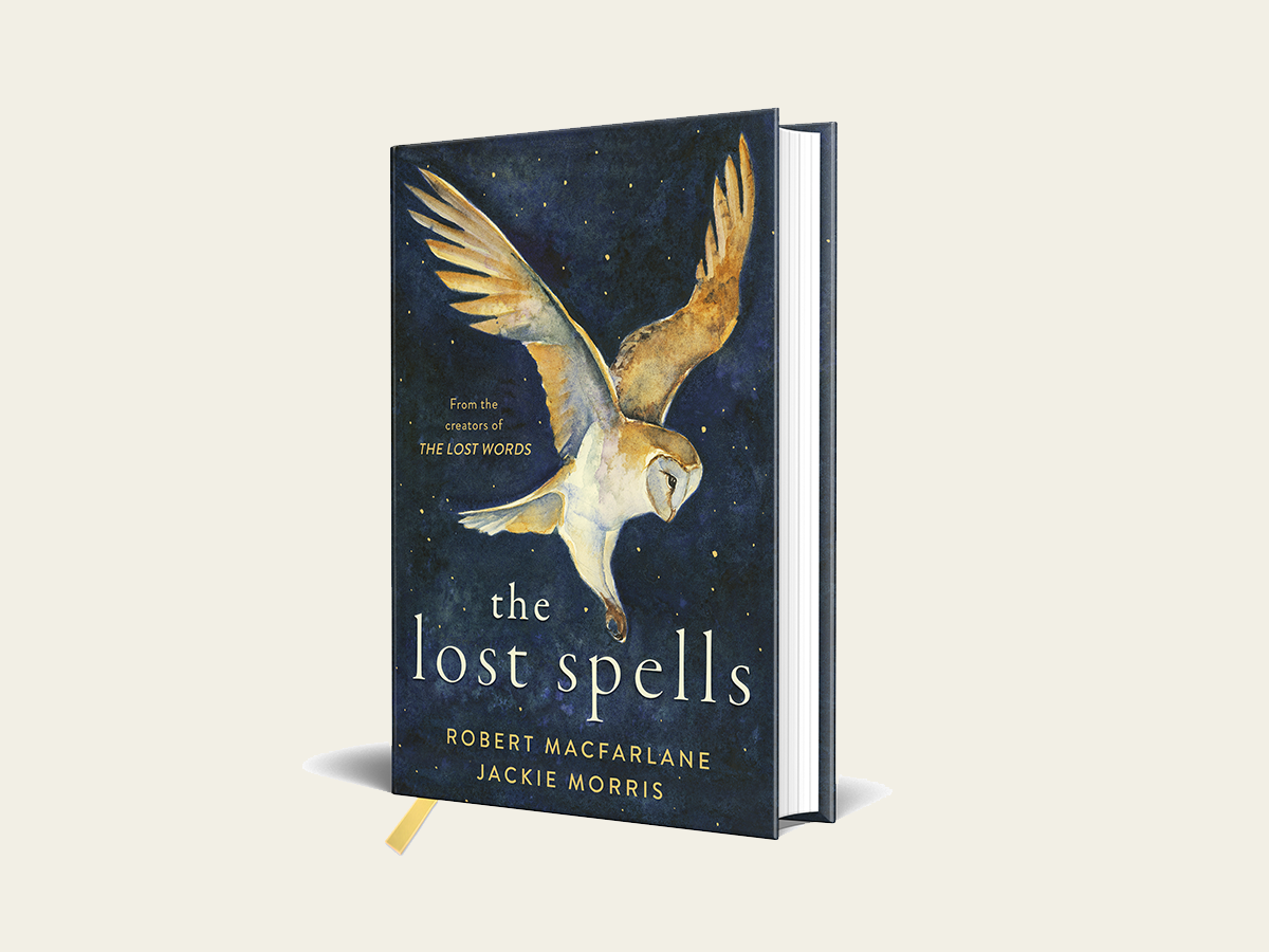 The Lost Spells, Robert Macfarlane and Jackie Morris