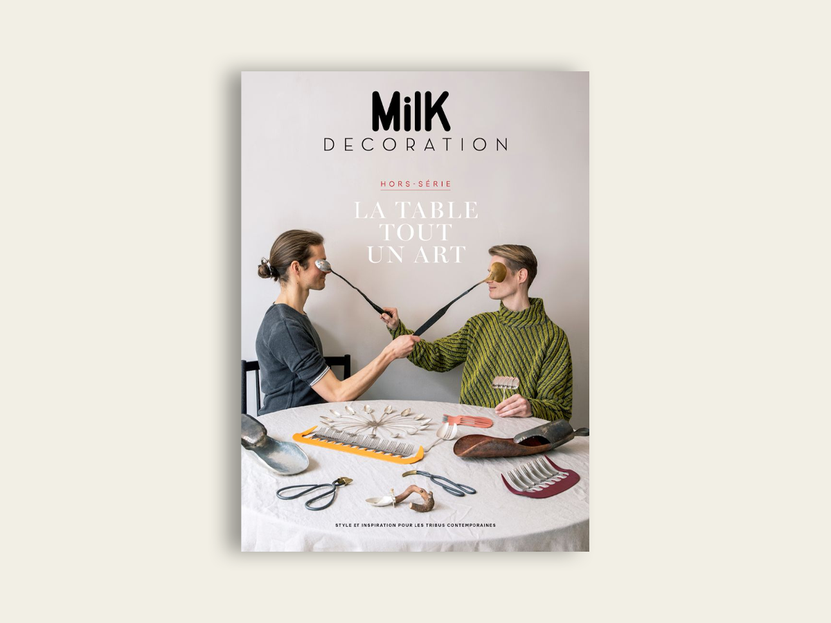 Milk Deco HS: The Art of the Table