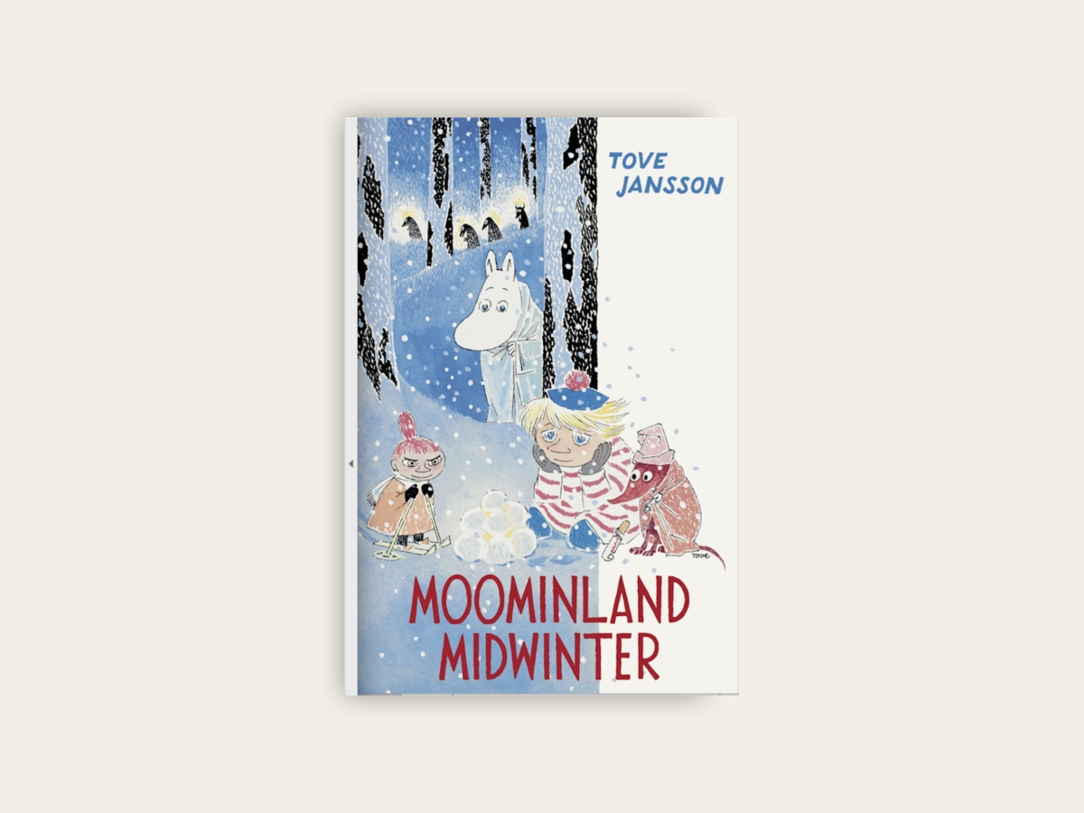 Moominland Midwinter : Colour Edition by Tove Jansson