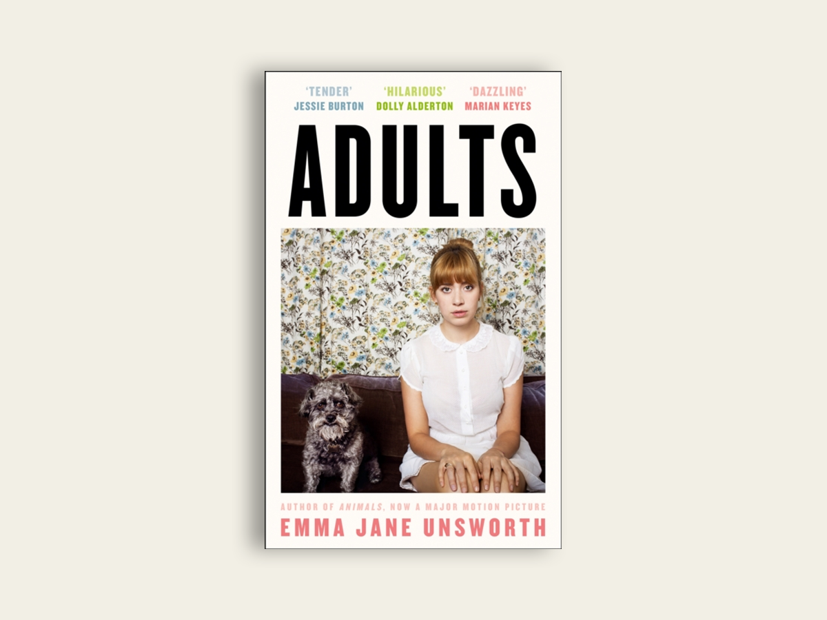 Adults, Mary Jane Unsworth