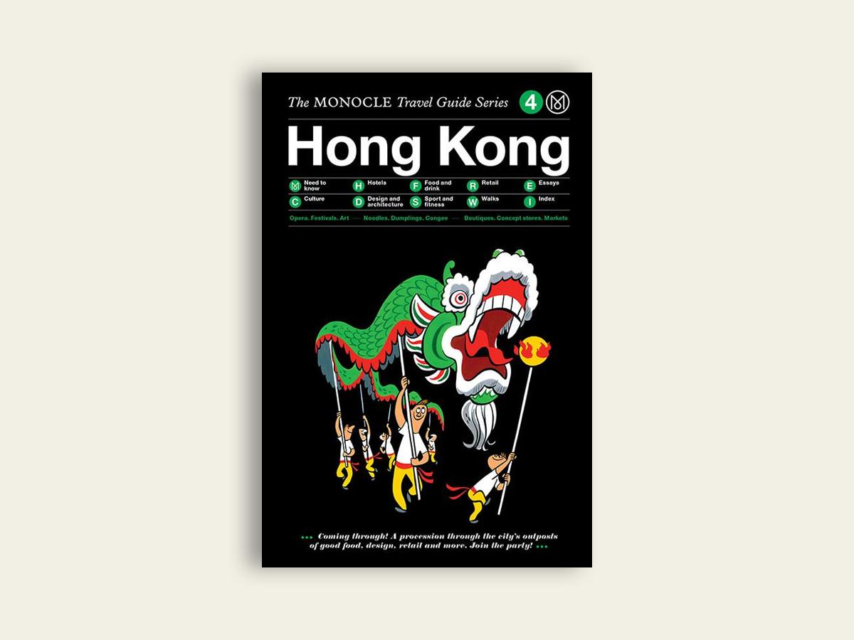 Monocle Travel Guide, Hong Kong