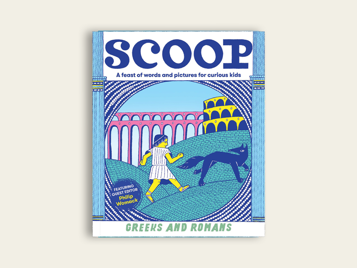Scoop #34: Greeks & Romans