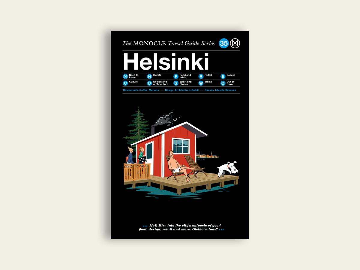 The Monocle Travel Guide, Helsinki