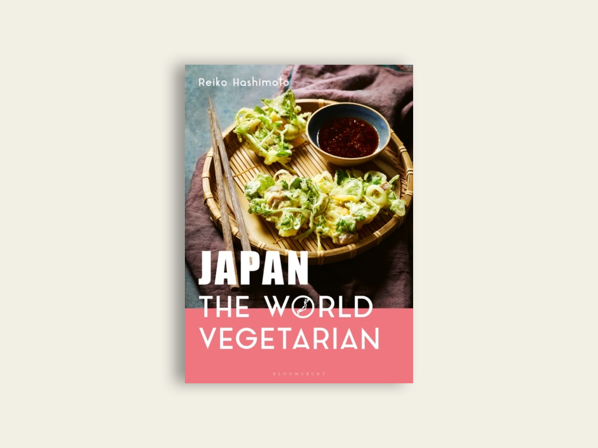 Japan: The World Vegetarian by Reiko Hashimoto