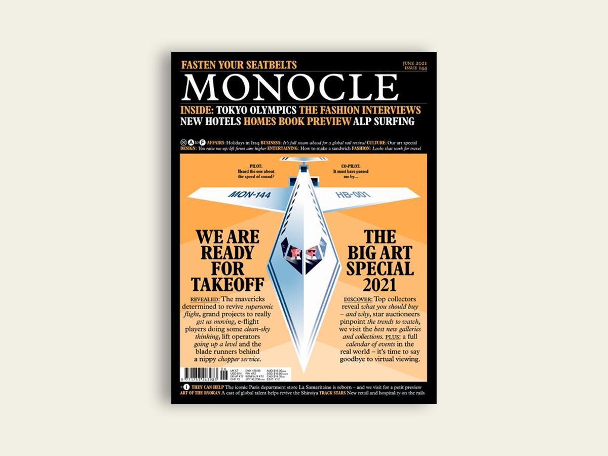 Monocle, June 2021